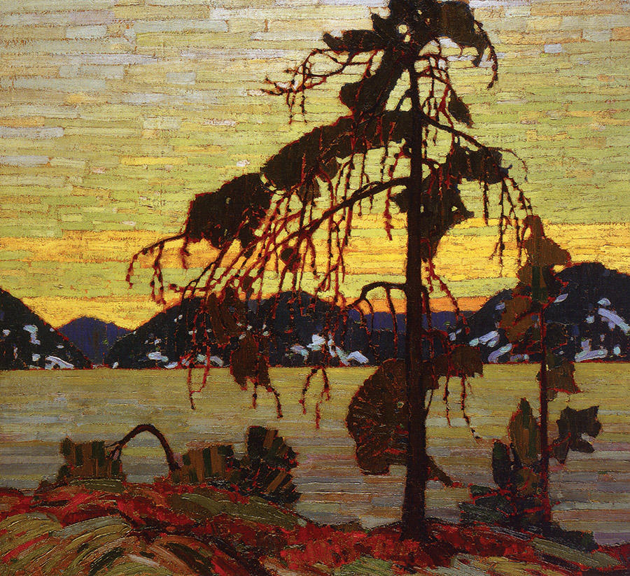 'The Jack Pine,' Tom Thomson, 1916.
