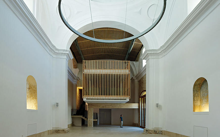Honor: Adam Bresnick architects