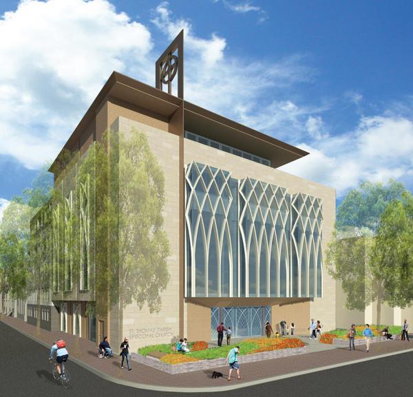 St. Thomas's New Facility