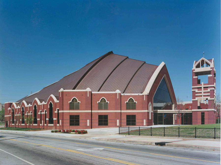 New Horizon Sanctuary of Ebenezer Baptist Church in Atlanta