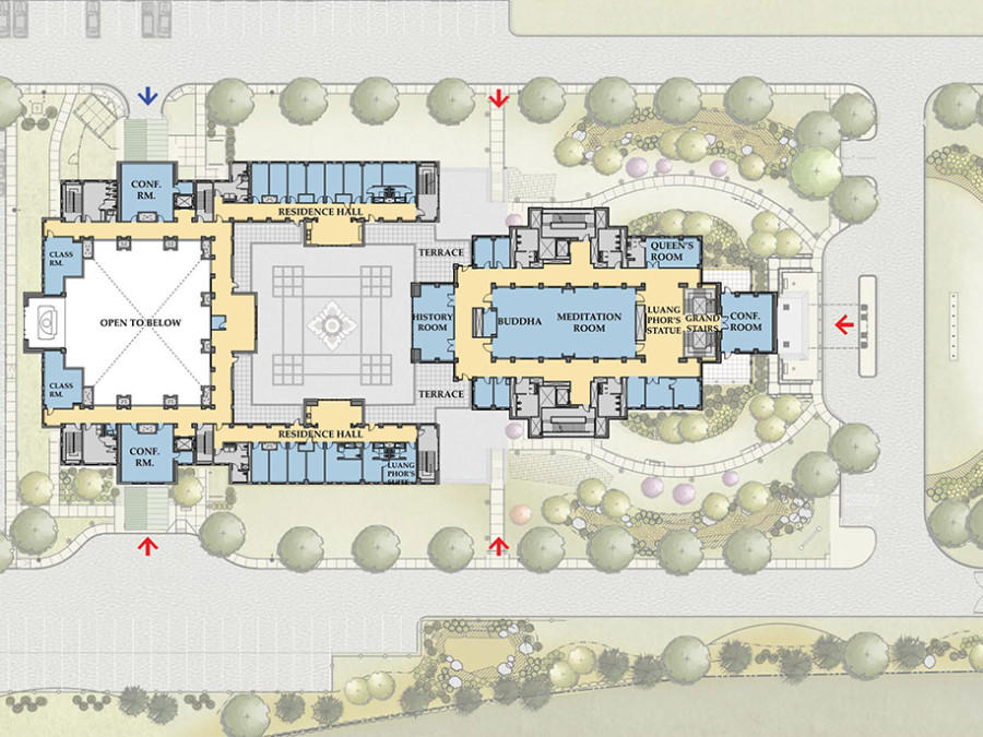 floor plan of forbidden city free home design ideas images