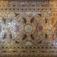 Golestan Palace Tehran Ceiling