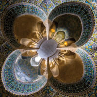 Vakil Mosque in Shiraz, Iran