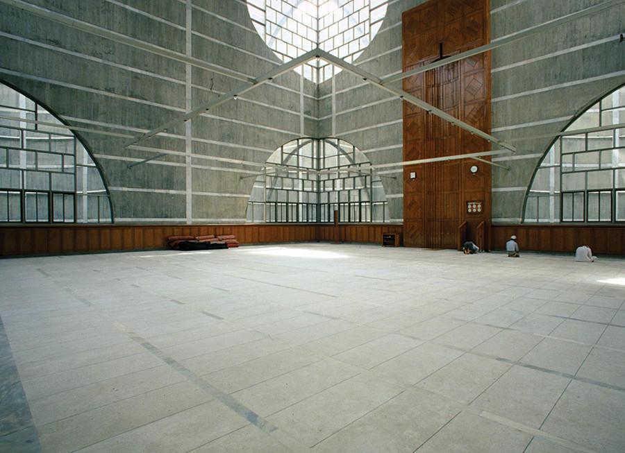 National Assembly Building Prayer Hall, Dhaka