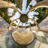 Tomb of Hafez Shiraz
