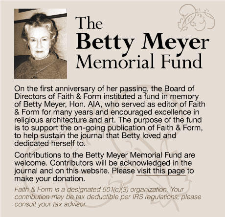 Betty Meyer Fund