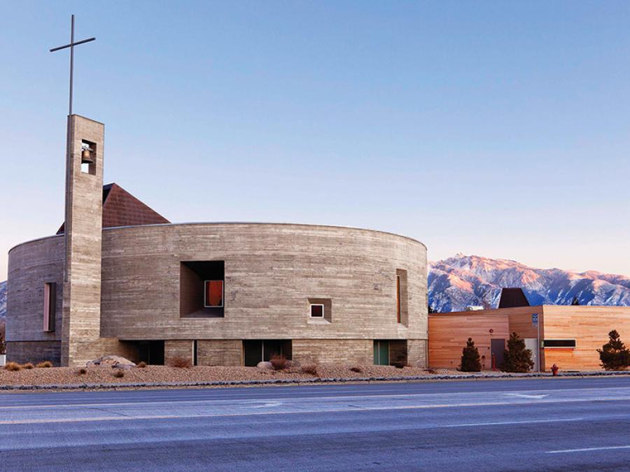 Sparano + Mooney Architecture. Religious Architecture ...