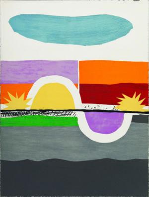 Milieu A.1 in Le Poeme de l'Angle Droit, Le Corbusier, 1947-53. Source: Fondation Le Corbusier