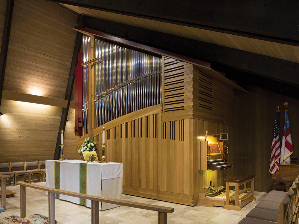 Dobson Pipe Organ Builders, Ltd.