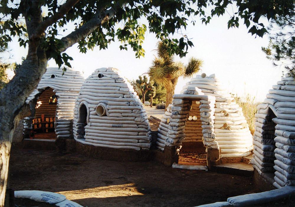 Sandbag Shelter
