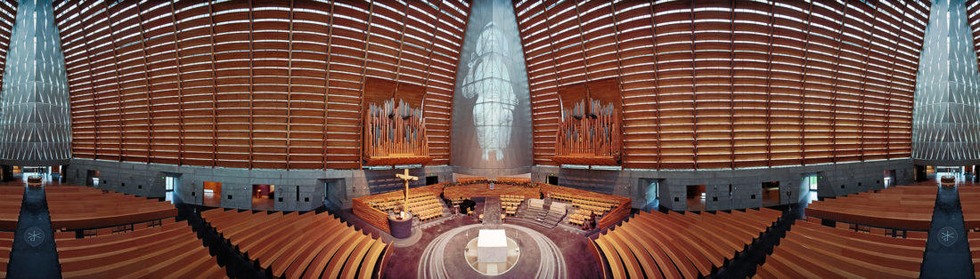 Cathedral of Christ the Light; Oakland, California; Craig W. Hartman.