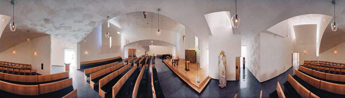 Chapel of St. Ignatius; Seattle, Washington; Steven Holl.