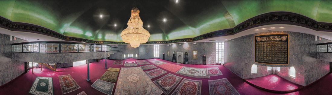 Islamic Center of Greater Cincinnati; West Chester Township, Ohio; Ramzi Mahallawi.