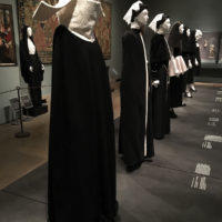Fashion interpretations of the Dominican Order.