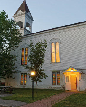Broad Bay Church
