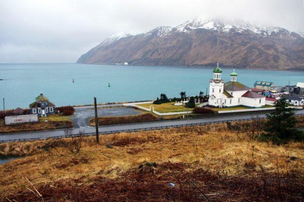 Cathedral of Holy Ascension Unalaska AK