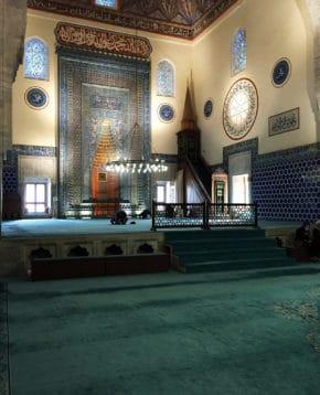 Green Mosque, Bursa, Turkey