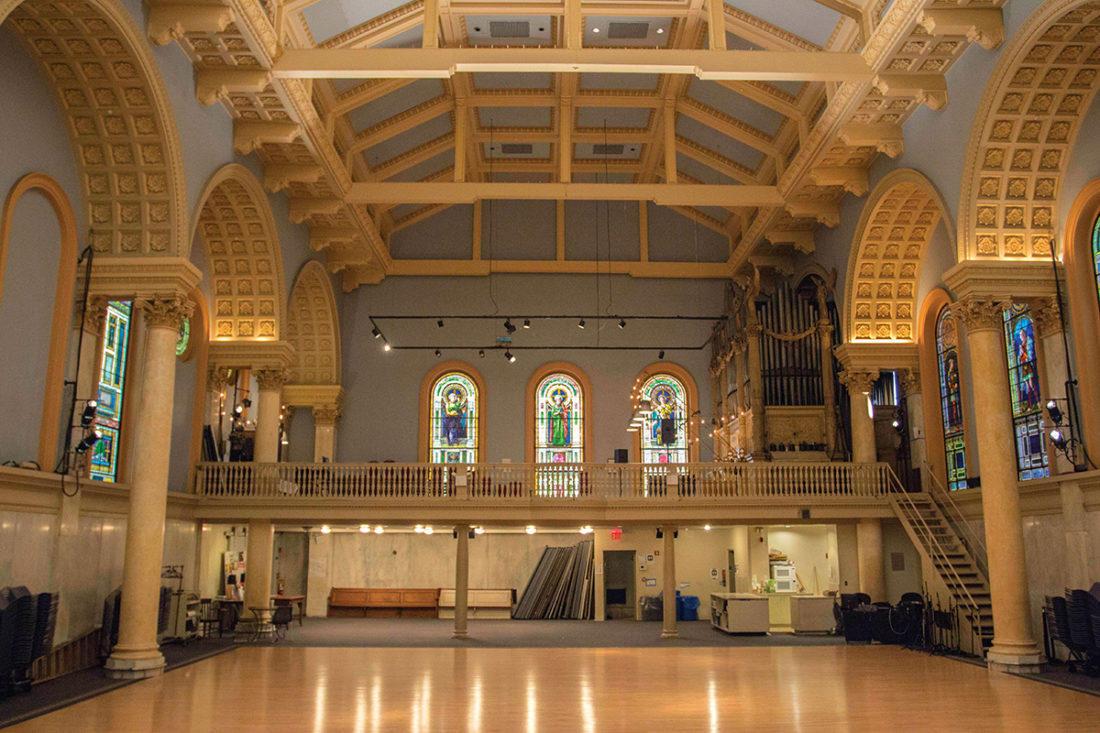 Judson Memorial Church NYC