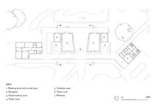 Prayer Hall plan