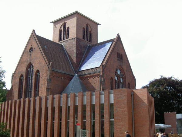 Genezareth Church Solar Panels