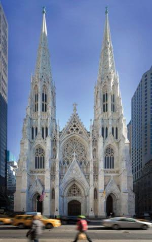 St. Patrick's Cathedral Exterior Renovation